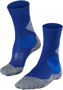 Falke 4 GRIP Stabilizing sokken Heren Blauw