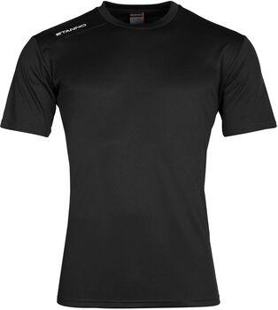 Stanno Field t-shirt Heren Zwart