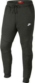Nike Tech Fleece Jogger broek Heren Groen