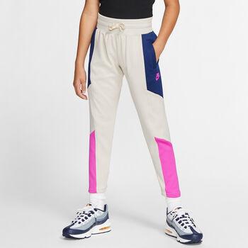 Nike Sportswear Heritage broek Wit