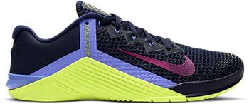 Nike Metcon 6 fitness schoenen Dames Blauw