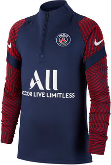 Paris Saint-Germain Strike Drill kids top