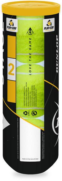 Stage 2 Orange 3 Tennisballen tube