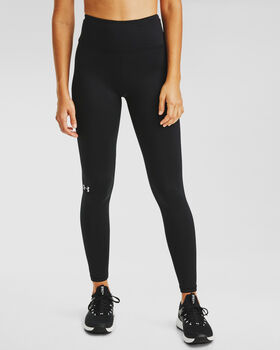 Under Armour Cold Gear Armour legging Dames Zwart