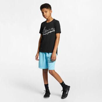 Nike Breathe Hyperdry shirt Jongens Zwart