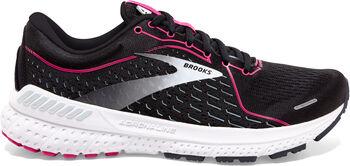 Brooks Adrenaline GTS 21 hardloopschoenen Dames Zwart