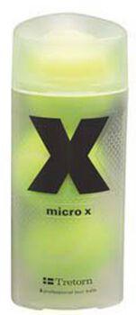 Tretorn MicroX 3-pack tennisballen Geel