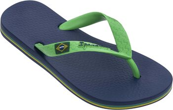 Ipanema Classic Brasil slippers Blauw