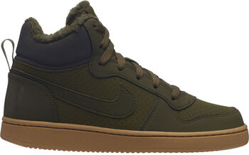 Nike Court Borough Mid Winter sneakers Groen