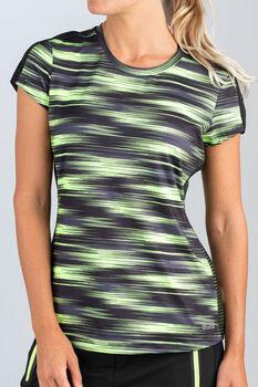 Sjeng Sports Lexie Plus shirt Dames Geel