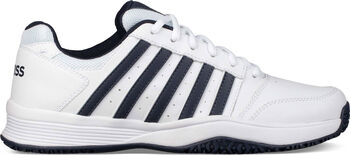 K-Swiss Court Smash Omni tennisschoenen Heren Wit