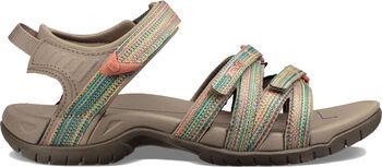 Teva Tirra sandalen Dames Bruin