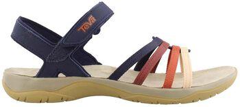 Teva Elzada Web sandalen Dames Groen