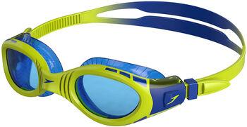 Speedo Futura Biofuse Flexiseal kids zwembril Geel