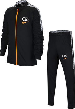 Nike CR7 Dri-FIT kids trainingspak Zwart