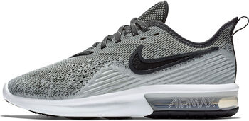 Nike Air Max Sequent 4 sneakers Dames Zwart