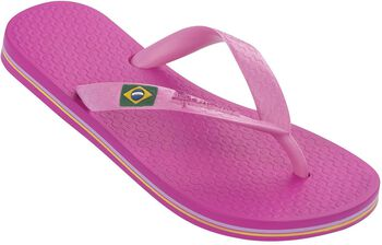 Ipanema Classic Brasil slippers - kids Roze