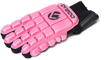 Brabo F3 Foam hockeyhandschoen links Heren Roze