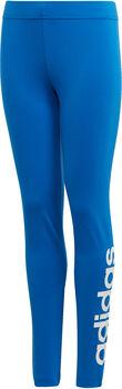 adidas Linear tight Meisjes Blauw