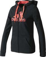 Adidas Kinesics hoodie Dames Zwart