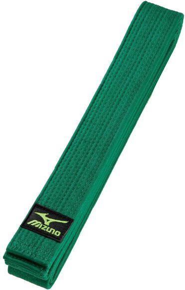 Groene judoband