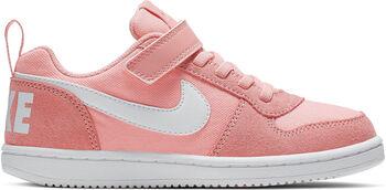 Nike Court Borough Low sneakers Jongens Rood