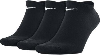 Nike Value No Show 3-pack sokken Zwart