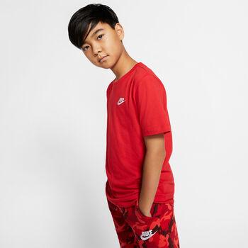 Nike Sportswear Futura shirt Rood