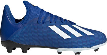 ADIDAS X 19.3 FG voetbalschoenen Paars