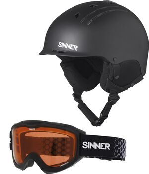 Sinner Pincher - Lakeridge combi-pack Dames Zwart
