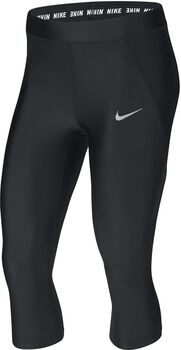 Nike Speed capri Dames Zwart