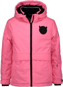 SUPERREBEL Technical Plain kids jack Jongens Roze