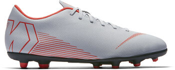 Nike Vapor 12 Club MG voetbalschoenen Zwart