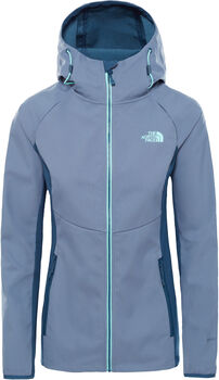 The North Face Extent III softshell Dames Grijs