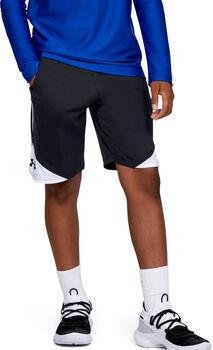 Under Armour Stunt 2.0 shorts Zwart