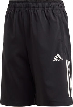 adidas 3-Stripes kids short  Jongens Zwart