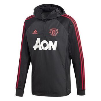 ADIDAS Manchester United Warm shirt Heren Zwart