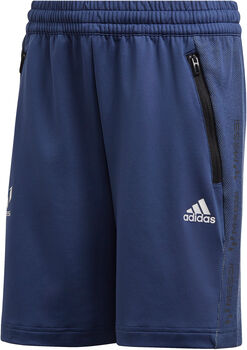 adidas Messi kids short Blauw