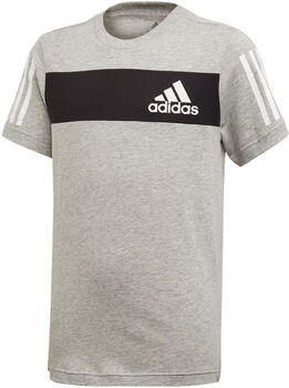 ADIDAS Sport ID shirt Jongens Grijs