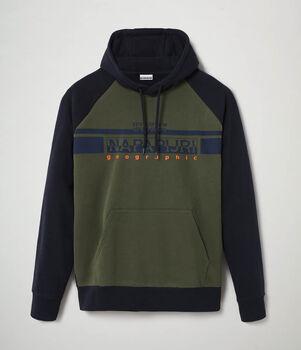 Napapijri Bebel sweater Heren Groen