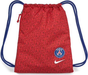 Nike Paris Saint-Germain Stadium gymtas Rood