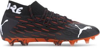Puma Future 6.1 Netfit FG/AG voetbalschoenen Heren Zwart