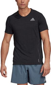adidas Runner T-shirt Heren Zwart