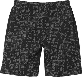 ASICS Lite-Show 7in jr short Heren Zwart