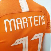 Nederland jr thuisshirt Martens