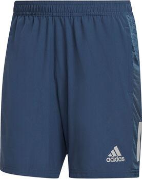 adidas Own the Run Short Heren Blauw