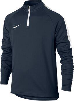 Nike Drill Academy jr sweater Blauw