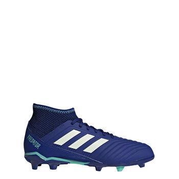 ADIDAS Predator 18.3 FG jr voetbalschoenen Blauw
