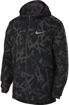 Nike Essential hardloopjack Heren Zwart