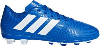 adidas Nemeziz 18.4 FXG jr voetbalschoenen Blauw